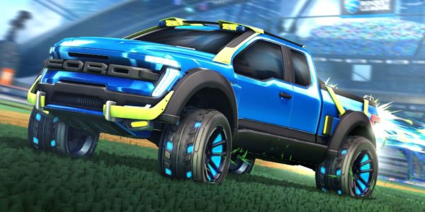 Rocket League - Ford F-150 RLE