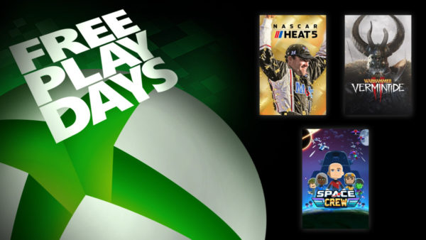 XBOX Free Play Days Février 2021 - 2