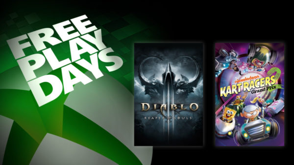 Free Play Days 25 Février 2021