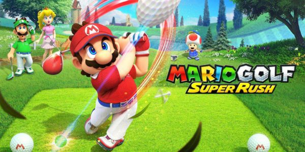 Mario Golf: Super Rush Mario Golf : Super Rush Mario Golf Super Rush