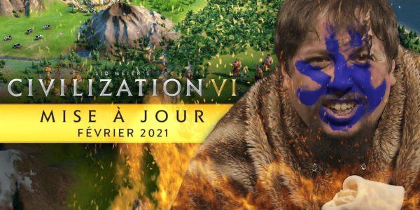 Civilization VI - Février 2021