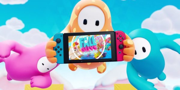 Fall Guys: Ultimate Knockout cet été sur Nintendo Switch