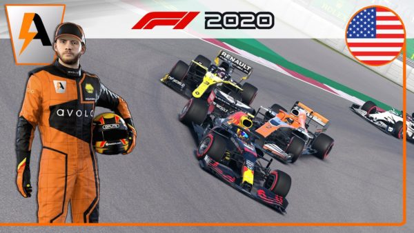 F1 2020 - My Team #19 : LA CLASSE AMERICAINE !