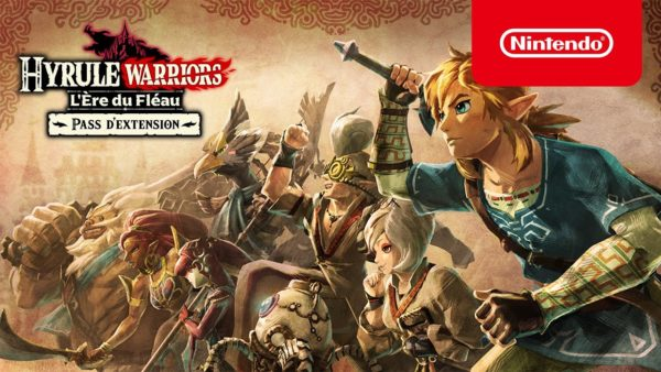 Hyrule Warriors : L'Ère du Fléau pass extension