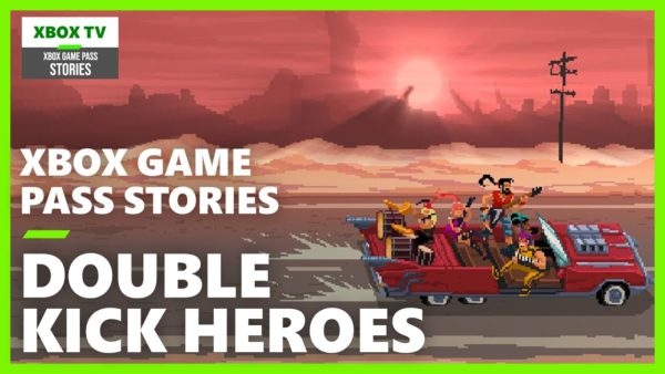 Xbox Game Pass Stories - Double Kick Heroes