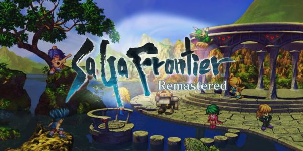 SaGa Frontier Remastered RTK
