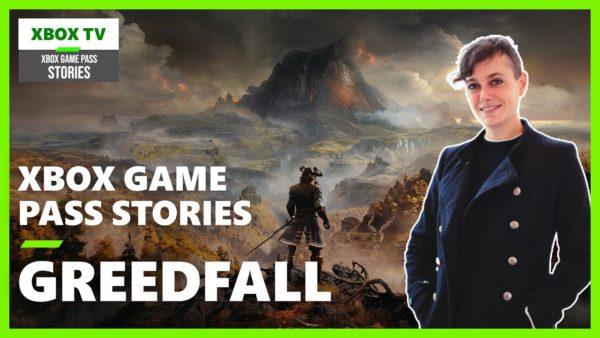 Xbox Game Pass Stories - GreedFall