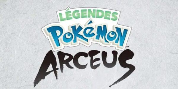 Légendes Pokémon : Arceus sortira début 2022 sur Nintendo Switch