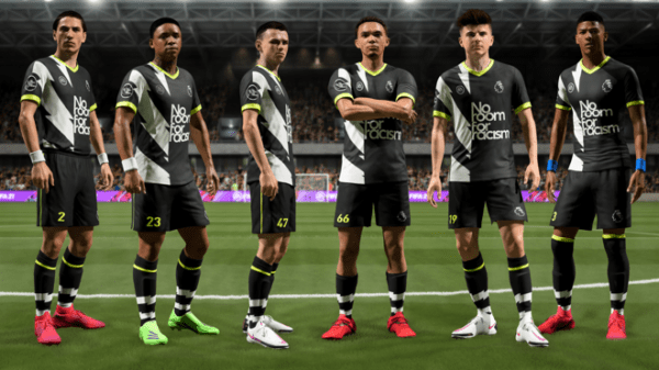 EA SPORTS FIFA x Premier League #NoRoomForRacism