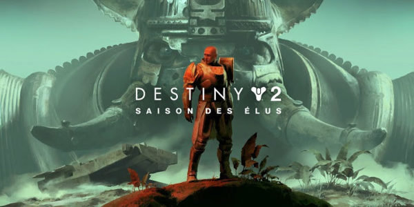 Destiny 2 - La Saison des Élus