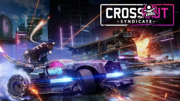 Crossout - Cyberpunk - Syndicate