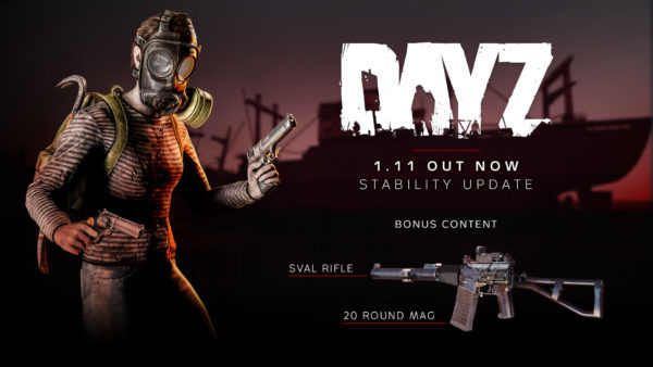 DayZ Bohemia Interactive 1.11
