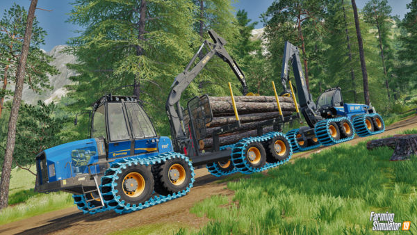 Farming Simulator 19 : Le DLC Rottne