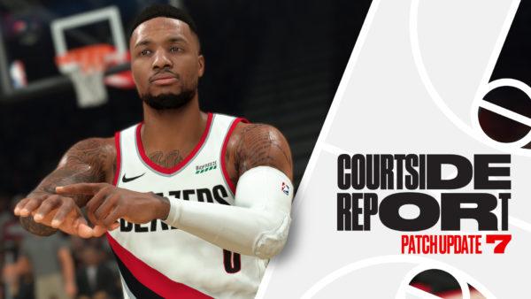 2K NBA 2K21_Mise à jour #7