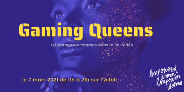 Gaming Queens - Afrogameuses