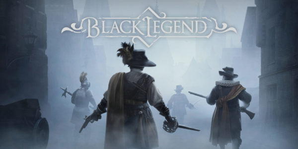Black Legend Warcave