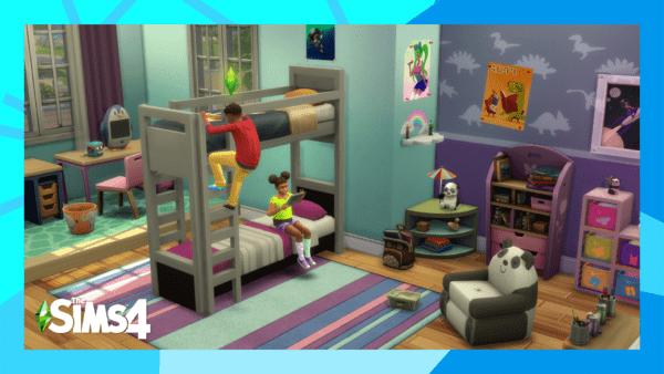 Les Sims 4 - Les lits superposés