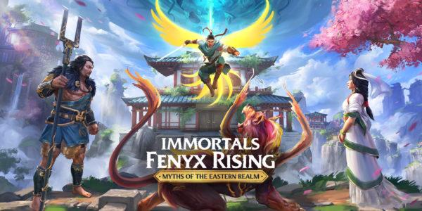 Immortals Fenyx Rising : Mythes de l'Empire Céleste Immortals Fenyx Rising : Mythes de l'Empire Céleste Immortals Fenyx Rising Mythes de l'Empire Céleste