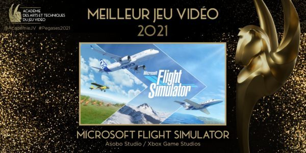Pégases 2021 - Microsoft Flight Simulator