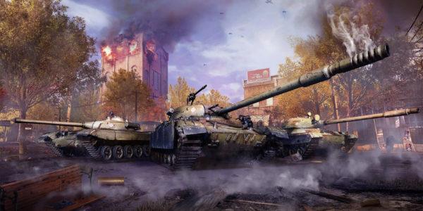 World of Tanks - saison 5 : FLASHPOINT!