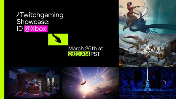 ID@Xbox x Twitch - 26 mars 2021