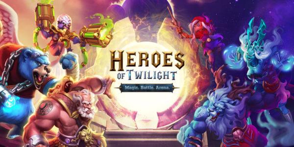 Heroes of Twilight