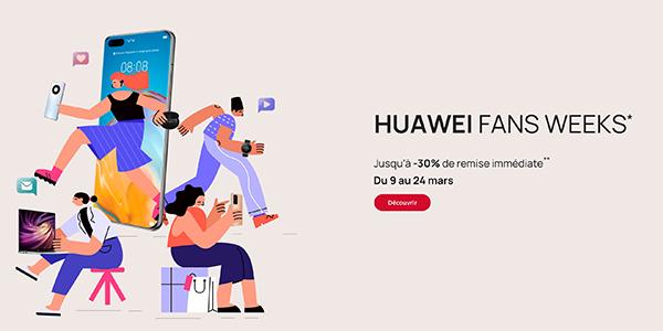 Huawei Fans Weeks 2021