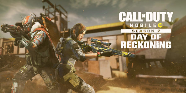 Call of Duty: Mobile - Saison 2 : Day of Reckoning