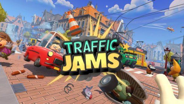 Traffic Jams VR