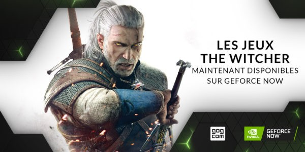 The Witcher - NVIDIA GeForce Now