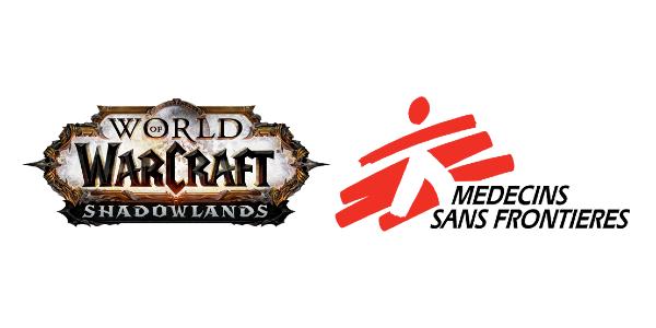 Blizzard Entertainment World of Warcraft Médecins Sans Frontières 2021 WOW CHARITY PET PROGRAM