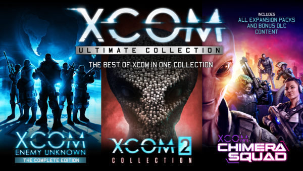 XCOM: Ultimate Collection XCOM : Ultimate Collection XCOM Ultimate Collection