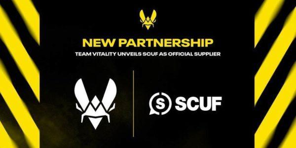 Team Vitality x SCUF