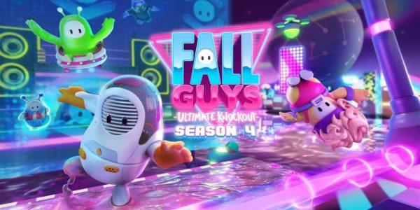Fall Guys: Ultimate Knockout - Saison 4