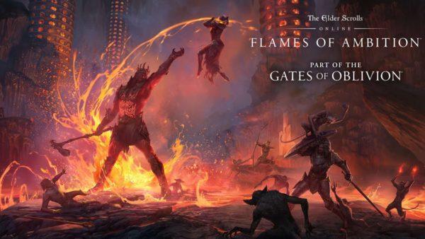 The Elder Scrolls Online : Flames of Ambition