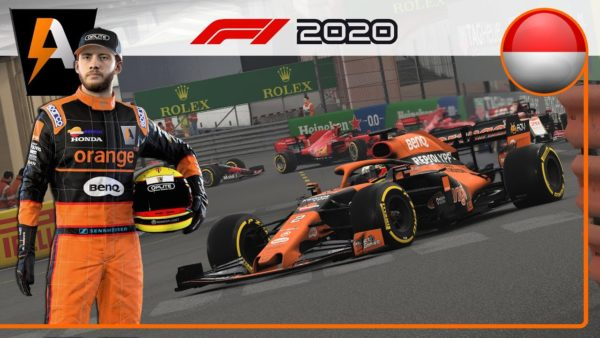 F1 2020 - My Team #41 : UN ARRÊT DECISIF ?