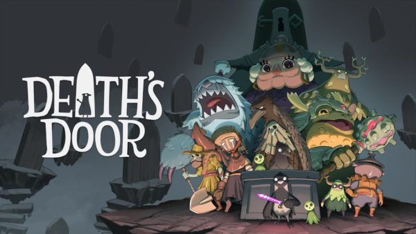 Death's Door Devolver Digital AcidNerve