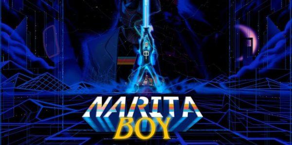 narita boy team 17 Studio Koba