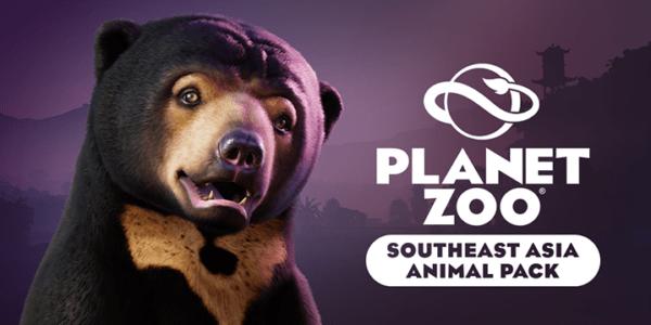 Planet Zoo - DLC Asie du Sud Est