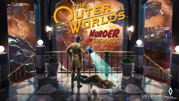The Outer Worlds - DLC Meurtre sur Éridan