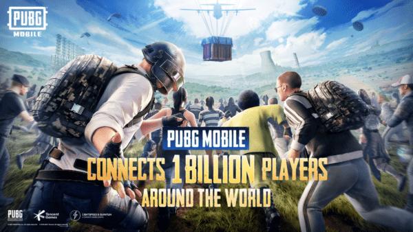 PUBG MOBILE dépasse le milliard de téléchargement