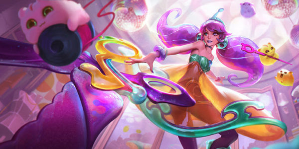 League of Legends Astro-Groove
