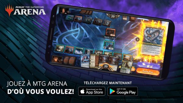 Magic: The Gathering Arena - mobile