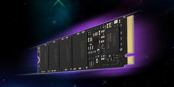 LEXAR SSD NM620 M.2 2280 PCIe Gen3x4 NVMe