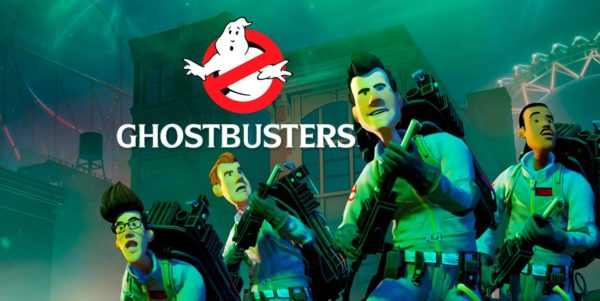 Planet Coaster : Ghostbusters