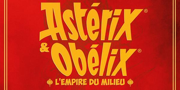 Astérix et Obélix : L'Empire du Milieu Astérix et Obélix L'Empire du Milieu Astérix et Obélix: L'Empire du Milieu