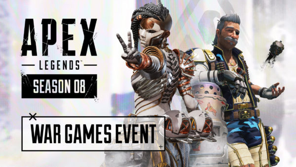 événement de collection Jeux de guerre Apex Legends