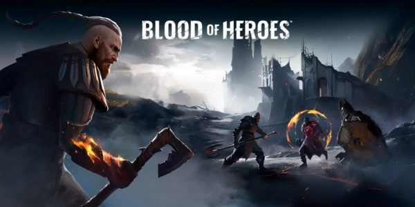 Blood of Heroes Vizor Games