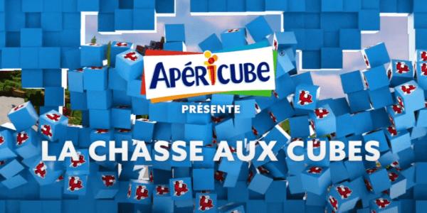 Apéricube - TheGuill84 - chasse aux cubes - Twitch