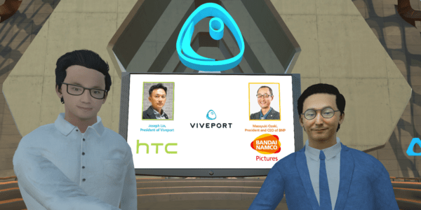 HTC Viveport x BNP Bandai Namco Pictures